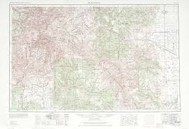 Map Of Durango Mexico by Durango Topographic Maps Co Usgs Topo Quad 37106a1 At 1 250 000
