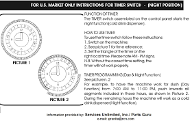 precision defrost timer wiring diagram sesapro com throughout
