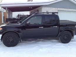 nissan pathfinder oem wheels installed winter tires and black steel rims today nissan