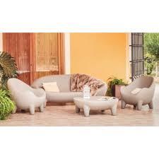 couleur canapé canapé de jardin led solaire