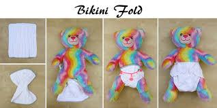 6 ways to fold a prefold cloth diaper this west coast mommy