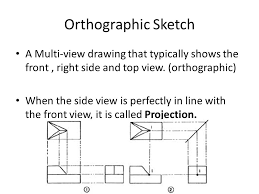 technical sketching and drawing ppt download
