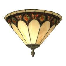 Tiffany Style Wall Sconces Wall Sconces With A Stained Glass Shade Houzz