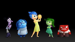 Pixars All Of The Emotions From Disney Pixar U0027s Inside Out Fear Voiced By