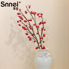snnei indoor artificial plants apple trees upscale living room