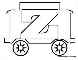 marvelous train printable coloring pages wall picture