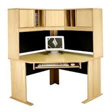 Oak Veneer Computer Desk Oak Veneer Computer Desk Wayfair