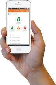 Control Garage Door With Iphone by Alarm Control Via Cell Phone Prices Alarms