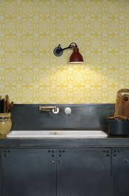 kitchen backsplash wallpaper ideas 225 best kitchenwalls wallpaper images on kitchen