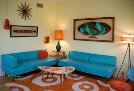 living room contemporary living room with retro living room set