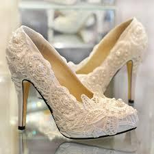 lace ivory wedding shoes wedding shoe inspiration wedding shoes bridal shoe and