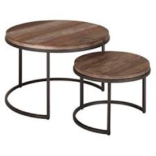 side table set of 2 tuareg dbodhi side table coffee table make your house a home
