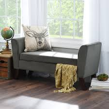 7 different ways to use upholstered benches my kirklands blog