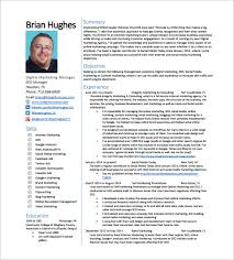 Sample Pdf Resume by Seo Executive Resume Template U2013 12 Free Word Excel Pdf Format