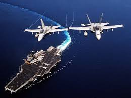 chief naval officer russia and china can u0027t stop us aircraft
