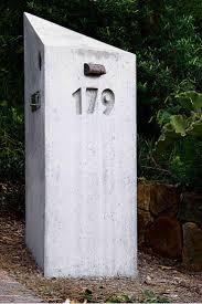 113 best letter box images on pinterest mailbox ideas modern