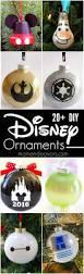 20 best diy disney ornaments add some disney magic to your