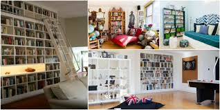 Ikea Billy Bookcase 18 Awesome Ways To Use Ikea Billy Bookcases For Your Home
