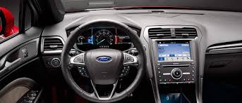 Ford Explorer Dashboard - catch envious looks in the 2017 ford fusion