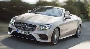 mercedes e class convertible for sale mercedes e class cabriolet goes on sale in germany with