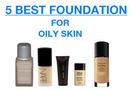 best makeup for oily shiny skin beste