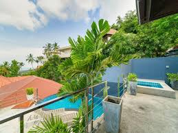 villa 4 bedroom seaview 1 chaweng noi chaweng noi beach thailand