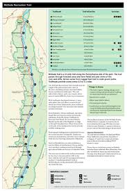 Grayson Highlands State Park Map by Gone Hikin U0027 Delaware Water Gap Nra Pa Mcdade Recreational