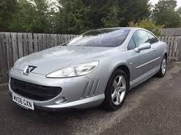 peugeot 407 coupe used peugeot 407 coupe for sale motors co uk