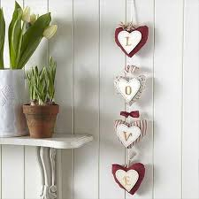 Fabric Heart Decorations 20 Recycling Ideas For Home Decor Diy To Make