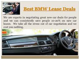 best bmw lease deals best bmw lease deals by bestcarleasedeals via slideshare best