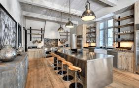 rustic kitchen ideas pictures 15 rustic kitchen cabinets designs ideas with photo gallery