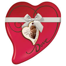 dove chocolate hearts dove assorted chocolates heart gift tin 8 13 oz great service