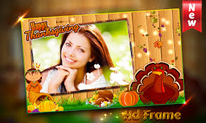 thanksgiving photo frames android apps on play