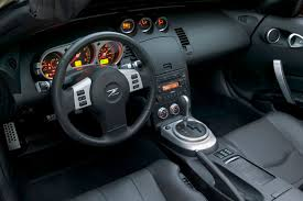2008 Nissan Maxima Interior Nissan 350z Convertible Models Price Specs Reviews Cars Com