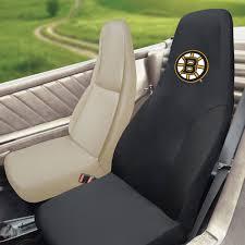 boston bruins home decor nhl boston bruins seat covers walmart com