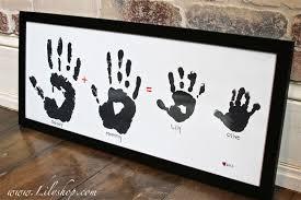 hand print gift ideas