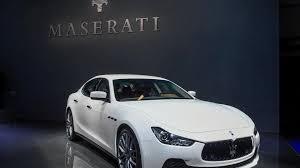 ghibli maserati 2015 2016 maserati ghibli u0026 quattroporte unveiled with updated engines