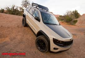 Grand Cherokee Off Road Tires Jeep Grand Cherokee Ecodiesel Trail Warrior Off Road Com