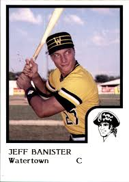 Jordan Banister 1986 Watertown Pirates Procards 3 Jeff Banister La Marque Texas Tx