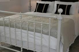 Bed Frames Au Buy Ivory King Size Bed Frame
