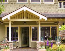 What Is Craftsman Style House Exterior Craftsman Style House Details