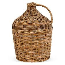 country wine basket stylish woven storage baskets week 15 sales events one