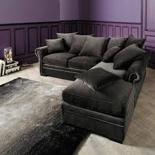Charcoal Grey Sectional Sofa Sectional Sofa Design Grey Velvet Sectional Sofa Chaise Lounge