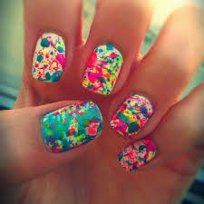abstract 40 collections of cute nail designs from cute