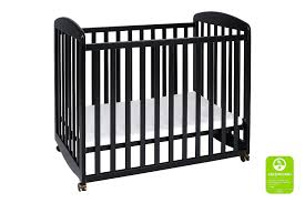 Graco Lauren Signature Convertible Crib by Alpha Mini Rocking Crib Davinci Baby