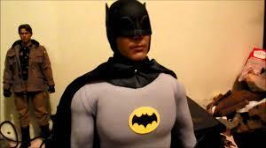 1960 halloween costume toys 1960s batman unboxing youtube