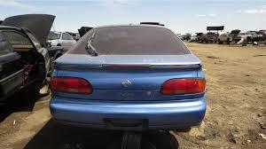 nissan pulsar sportback 1993 nissan nx1600 junkyard find