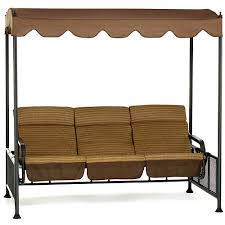 Swings And Gliders Patio Furniture by Replacement Canopies For Walmart Swings Garden Winds