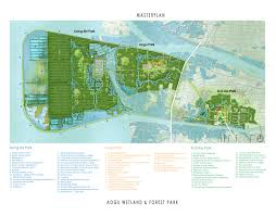 Forest Park Map Asla 2011 Professional Awards An Emerging Natural Paradise