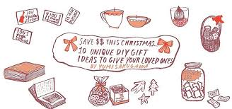 10 thrifty diy christmas gift ideas the secret yumiverse